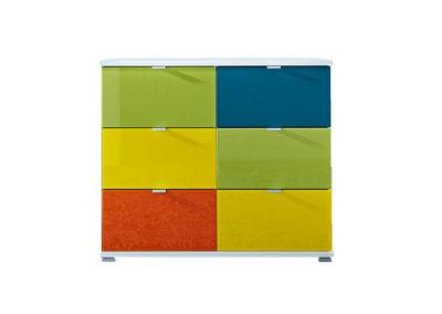 Moderner Schubladenschrank