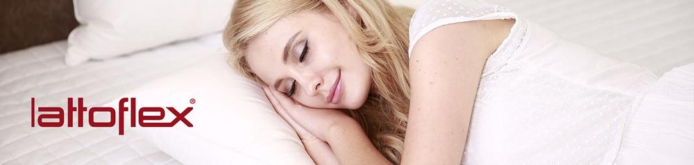 Lattoflex Bettsysteme für besseren Schlaf und weniger Rückenschmerzen